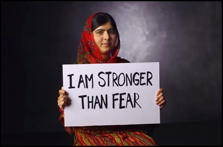 11.malala yousafzai