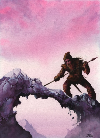 Arik Roper The Scythian