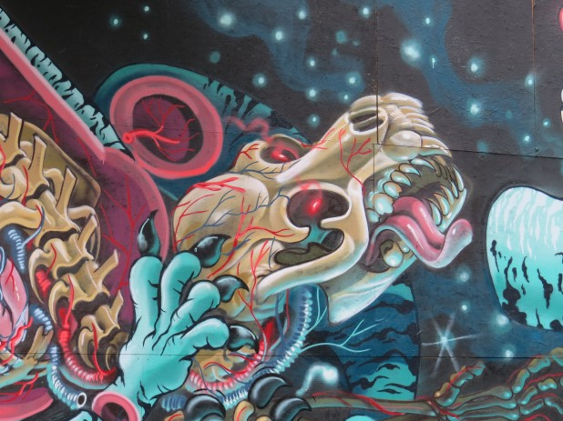 Dxtr & Nychos (detail)