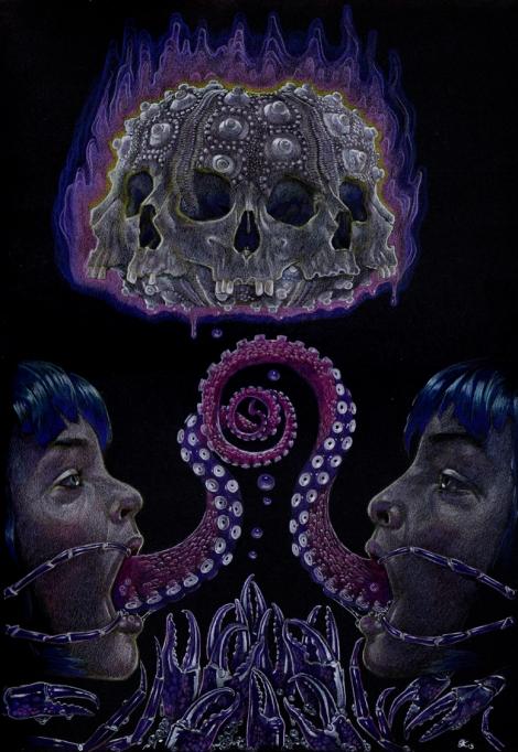 Urchin, by Dale Keogh