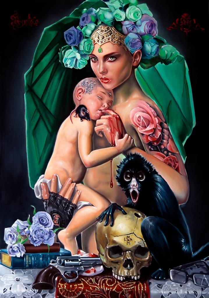 Virgen de los Asesinos