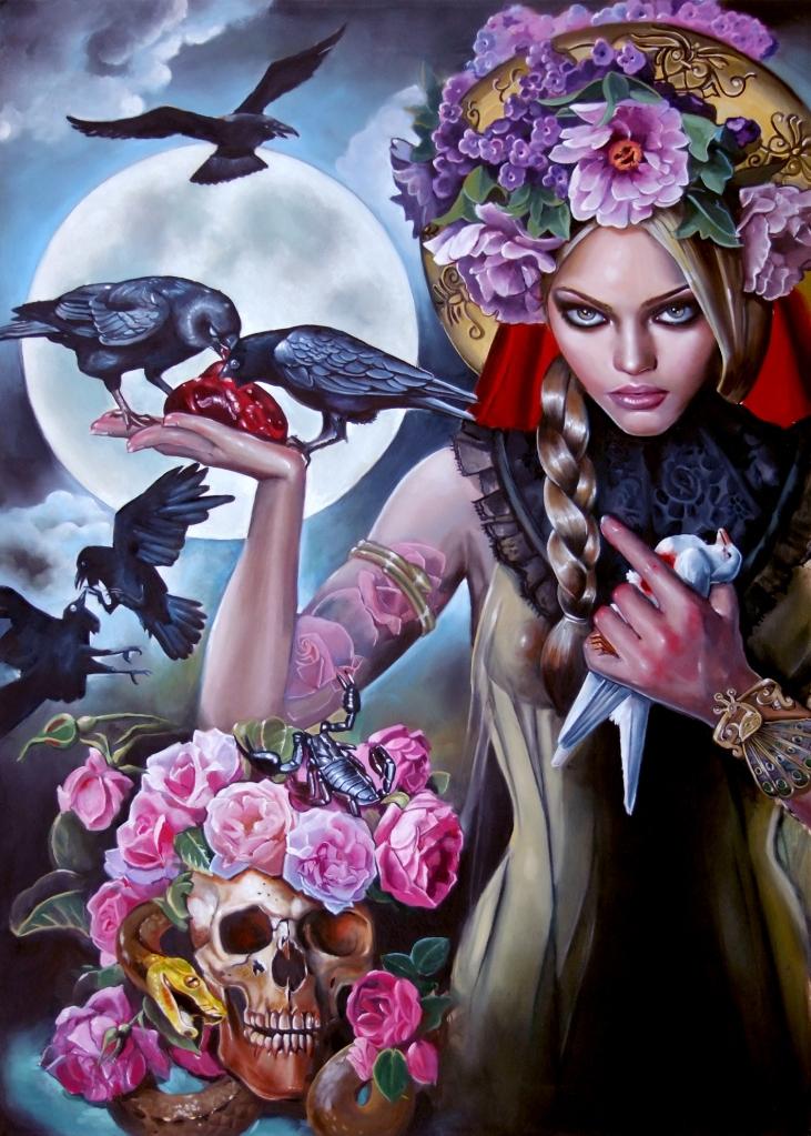 Virgen de los Cuervos
