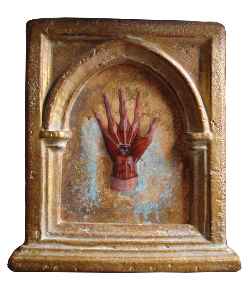 Vision of Saint Luke
